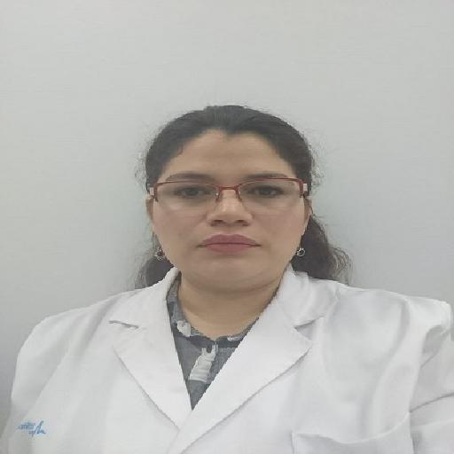 Dra. Rivera Escorcia, Ivette Mercedes