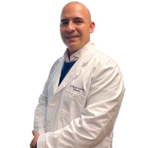 Dr. Berrios Quintero, Marcial Humberto