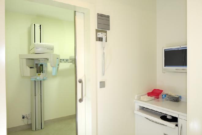 cámara intraoral