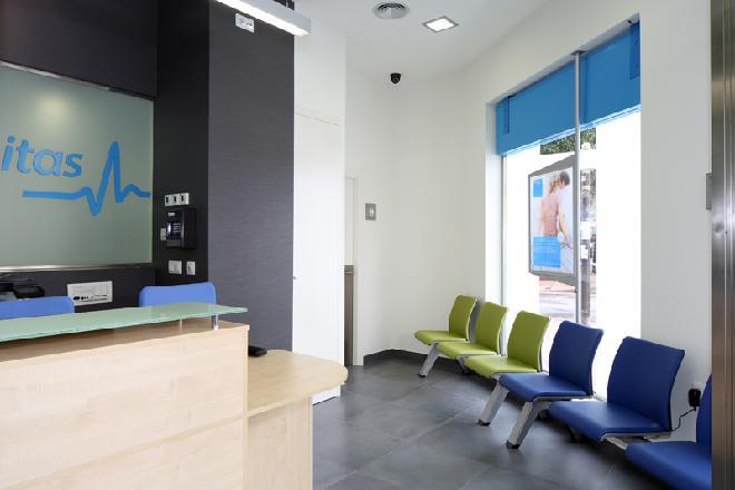 Cartagena sala de espera