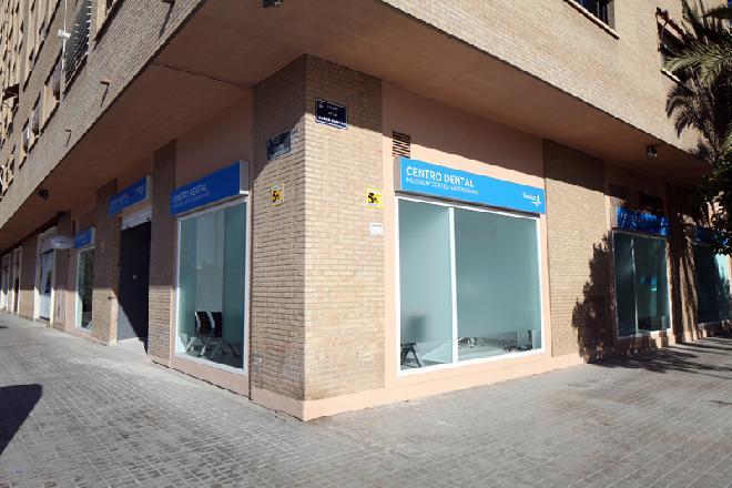 Cortes Valencianas fachada
