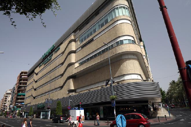 Edificio El Corte Inglés