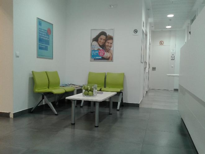 ECI Murcia sala de espera 2