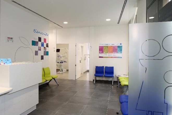 Leganés Centro sala de espera