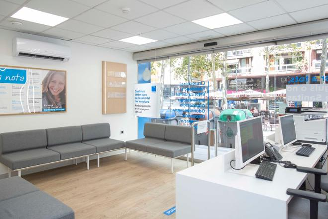 Centro Dental Milenium Santa Coloma