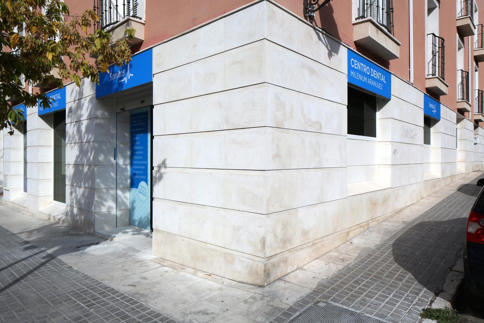 Clinica Dental Aranjuez Dentistas En Aranjuez Sanitas Milenium