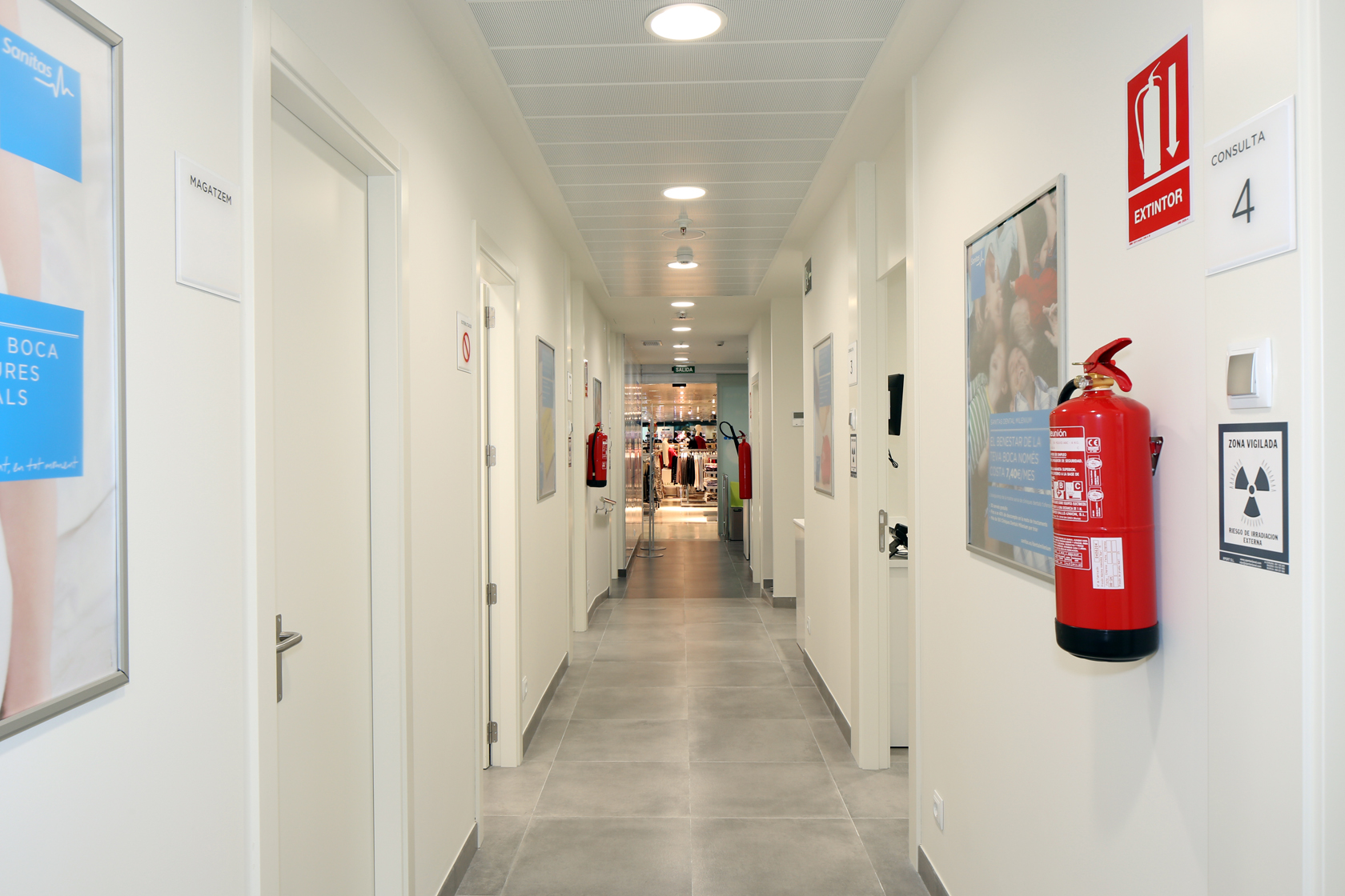 Cl nica dental milenium el corte ingles tarragona en for Sanitas tarragona oficinas