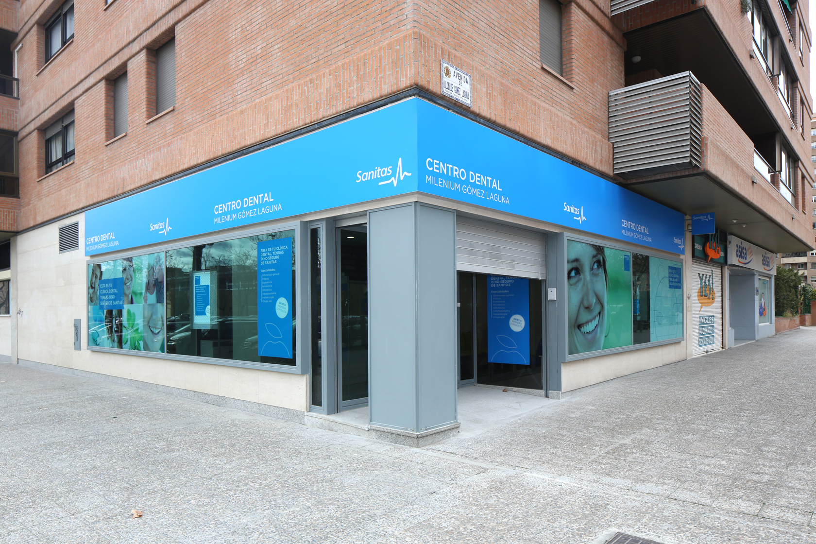 Clinica dental gomez laguna dentistas en zaragoza - Oficina sanitas zaragoza ...