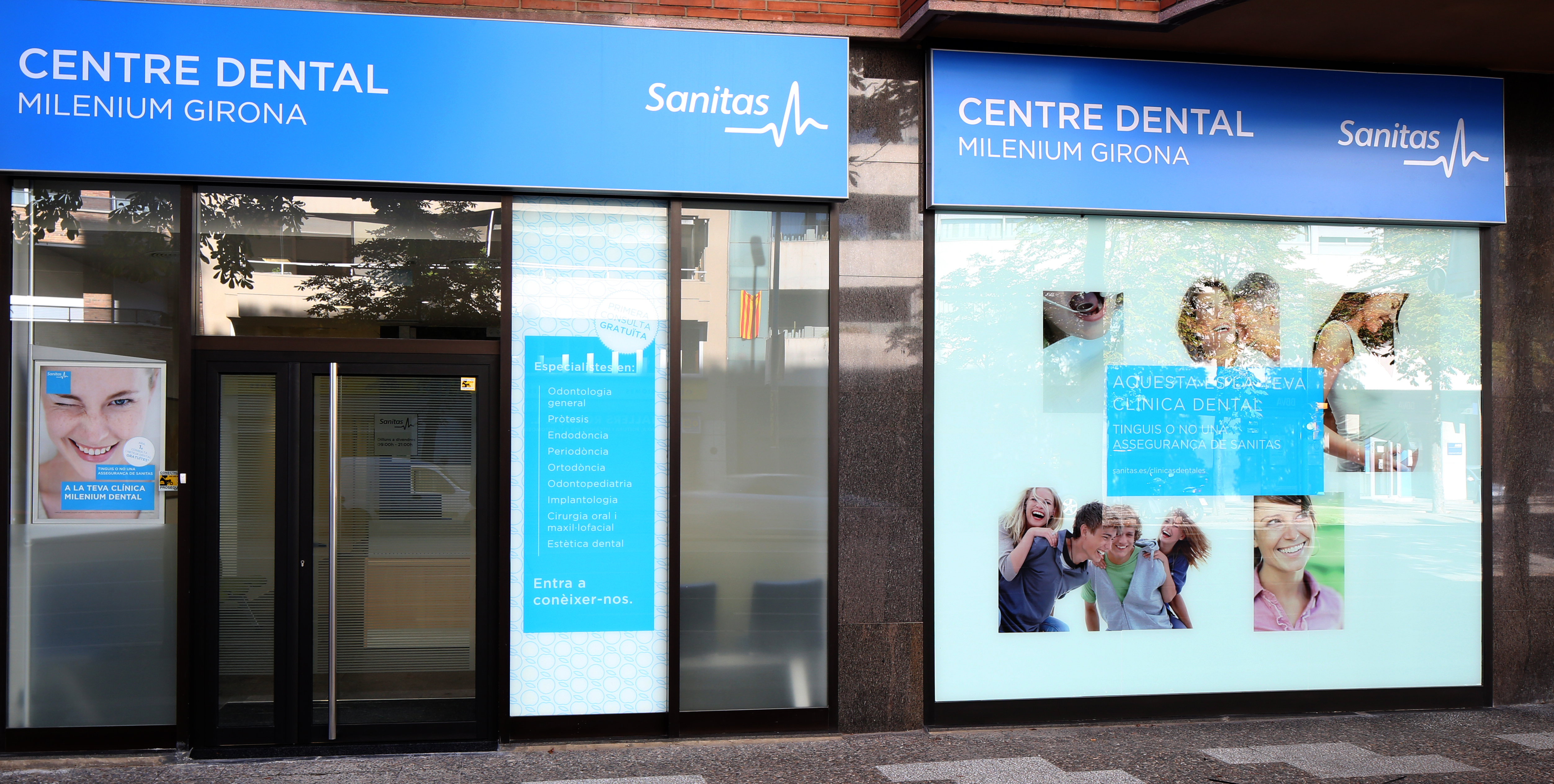 Clinica Dental Girona Dentistas En Girona Sanitas Milenium