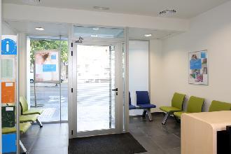Lleida sala de espera