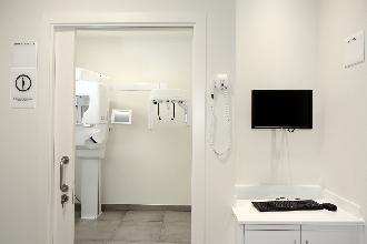 Sala radiogiagnóstico