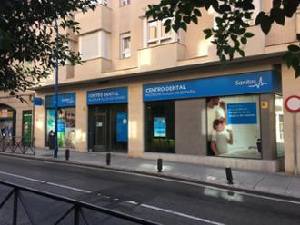 Leganés Centro fachada frontal