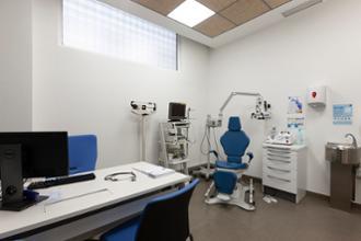 Consulta en el centro médico La Buhaira