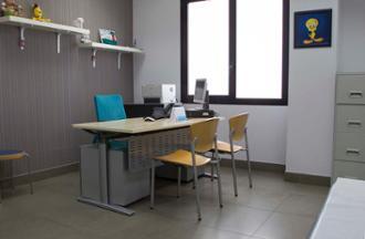 Consulta médica del centro médico Artaza