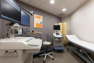 Tecnología pionera del centro médico La Buhaira