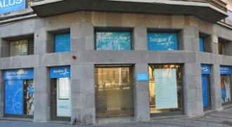 Fachada del centro Zaragoza