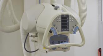 Máquina en el centro médico Zaragoza