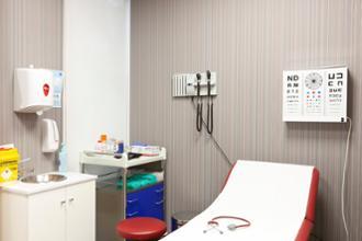 Oftalmología centro médico La Buhaira