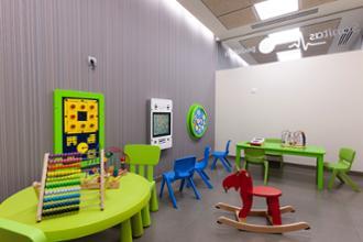 Pediatría en el centro médico La Buhaira
