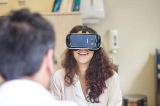 Realidad virtual terapéutica