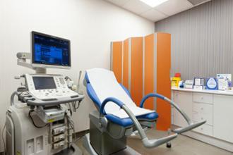 Consulta de Ginecología en el centro médico La Buhaira