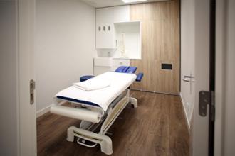 Centro de Bienestar Pozuelo – Sala de Fisioterapia