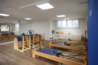 Centro de Bienestar Pozuelo - Clase Colectiva Pilates Suelo