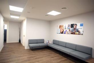Centro de Bienestar Pozuelo –Sala de Espera