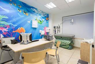 Consulta pediatria MCM Las Rozas