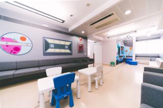 Sala de espera infantil