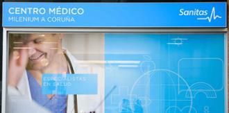 Fachada MCM A Coruña