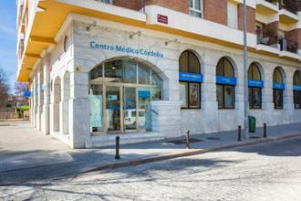 Fachada del Milenium Centro Médico Córdoba