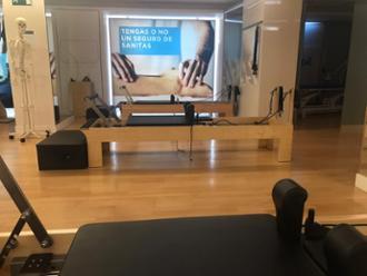 Pilates studio en Centro Bienestar Fortuny