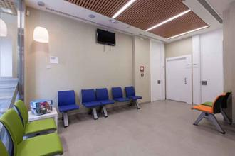 Sala espera MCM A Coruña