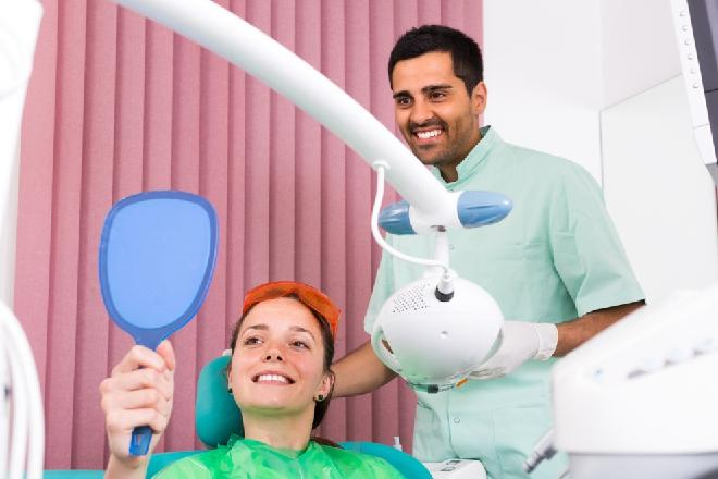 blanqueamiento led, blanqueamiento dental led