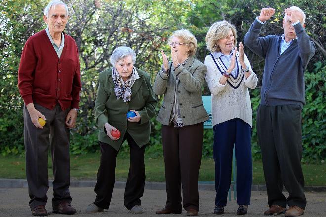 Residencias Sanitas de mayores en España