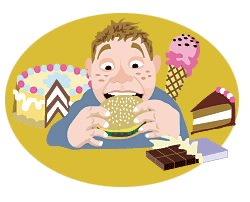 Estrés emocional y sobrepeso