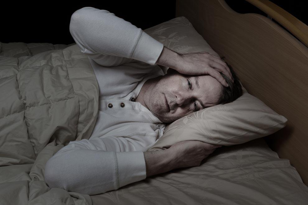 Ansiedad y sudores nocturnos