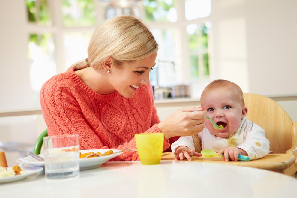 Alimentos con gluten en bebés ¿Cuándo incorporarlos?
