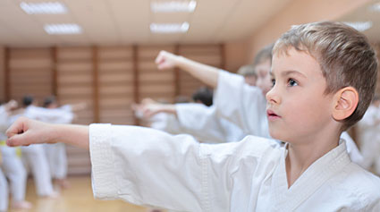 benefits physical exercise children