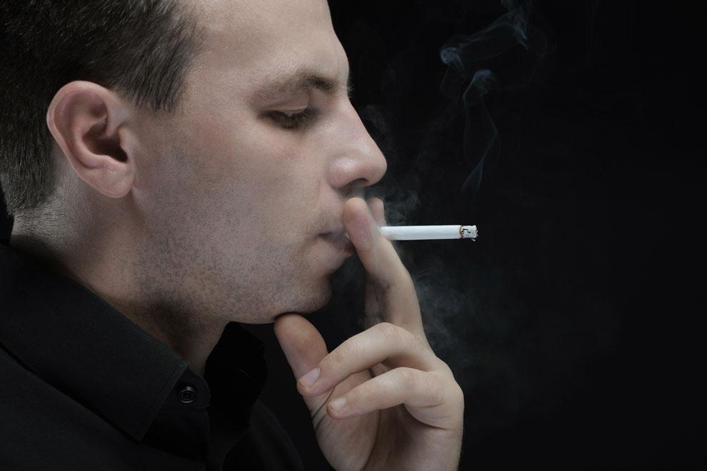 sustancias del cigarrillo