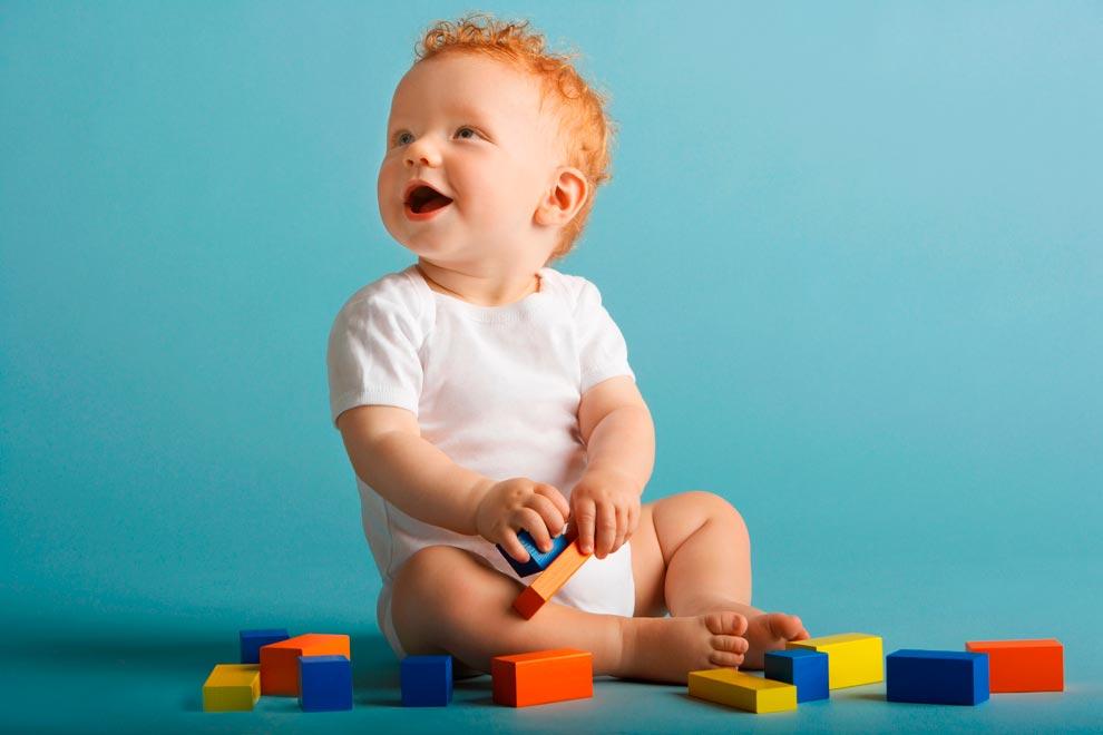 Desarrollo psicomotor en el primer año de vida