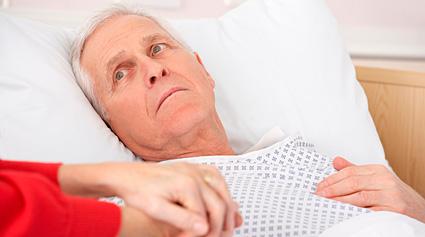 Complicaciones de enfermos que pasan mucho tiempo en cama - Tiempo en camas ...