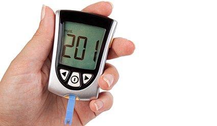 niveles de glucosa en sangre