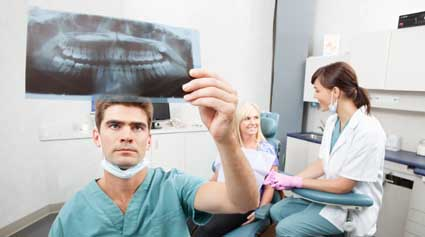 odontología funciones