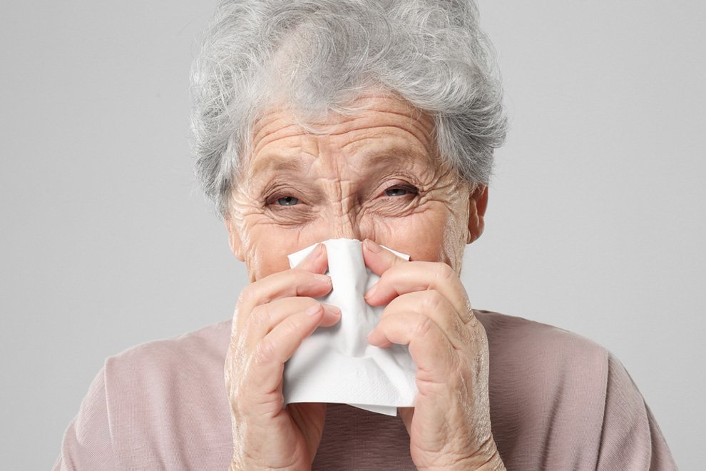 Prevenci n y cuidados del mayor con gripe - Compartir piso con personas mayores ...