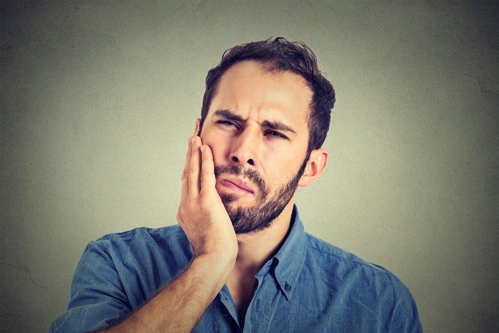 estrés dolor de dientes