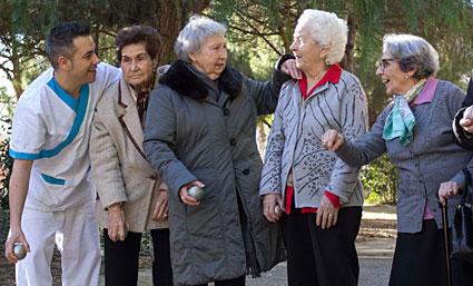 beneficios socialización personas mayores