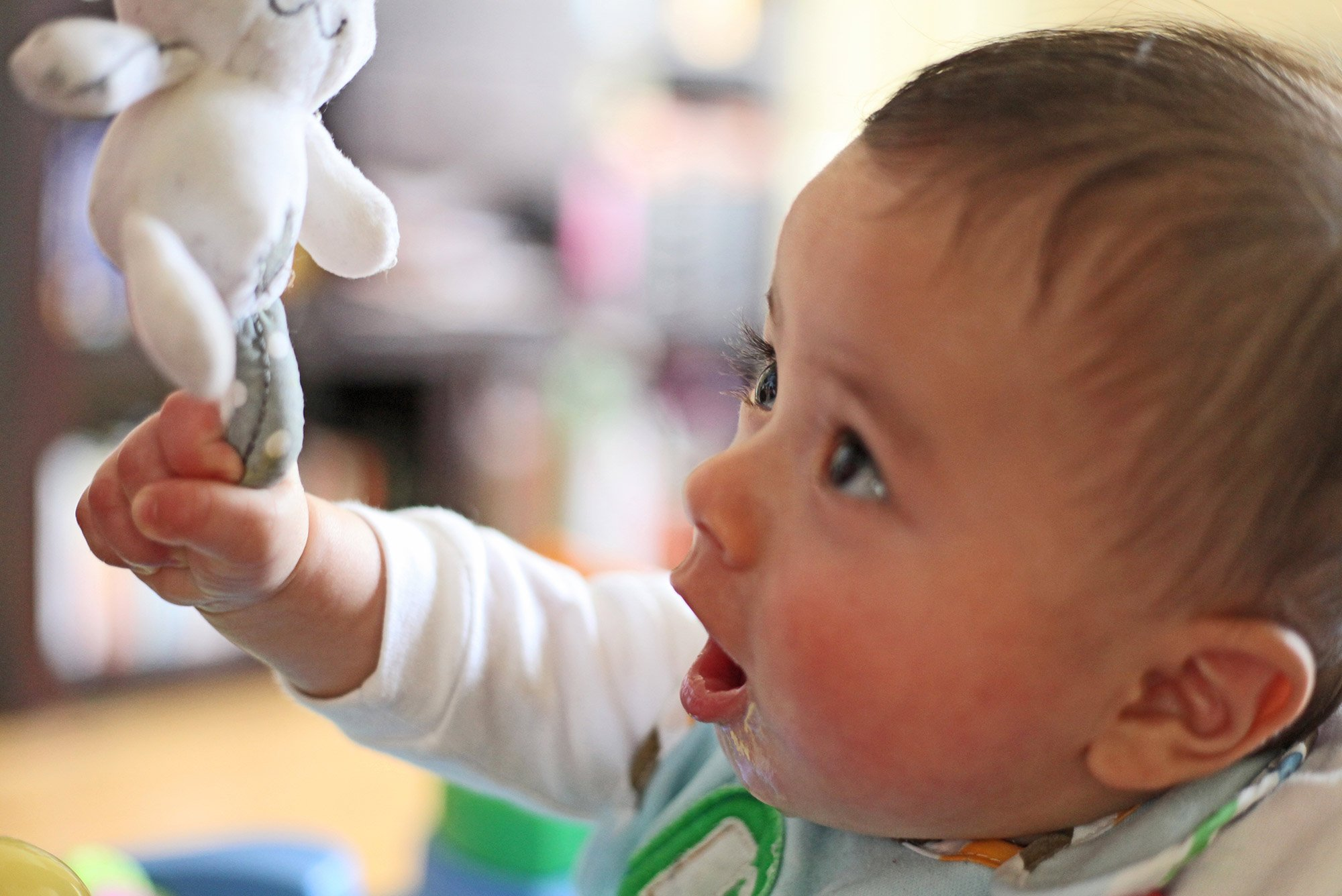 Fisioterapia y osteopatía infantil