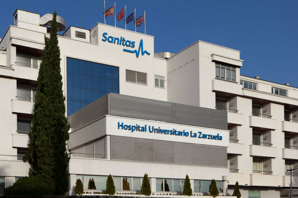 Hospital Universitario La Zarzuela
